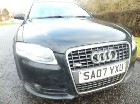 Black Audi A4 for sale