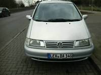 Left hand drive volkswagen sharan just arrived from Germany!!!!!!