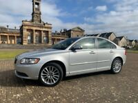 2010 Volvo S40 SE LUX D Drive, 107BHP, MOT Supplied Full Year*, 6 Stamps in Ser His*, Diesel, Manual