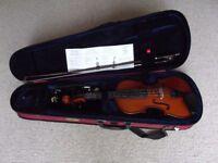 Stentor Student II 3/4 size Violin