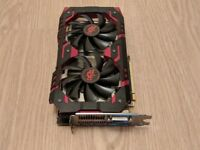 RX580 - PowerColor Red Devil Dragon AMD Radeon RX580 8GB - Like New | No Retail Box