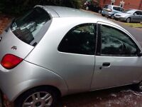 Ford KA, great first car, low mileage, cheap to insure and run