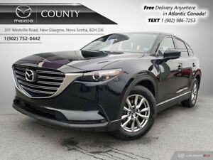 2016 Mazda CX-9 $109/WK+TAX! GS-L! LEATHER! AWD! ONE OWNER! $109