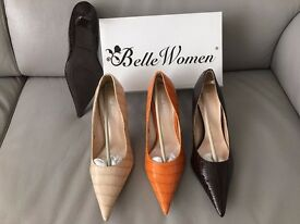 Ladies Court Shoe