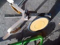 wheel clamp £15