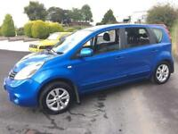 NISSAN NOTE 1.5 DCI ACCENTA 2009 ***12 MONTHS MOT*** ONLY £30 TAX***