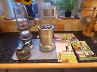Nutribullet 900 Excellent condition, hardly used