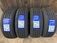 4 x 205 55 16 W rated Landsail tyres brand new