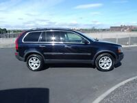 "VOLVO XC90 2.4 TD D5 SE 5 DOOR MANUAL 2006 ""06"" REG 52,000 MILES E4 AWD 185BHP"