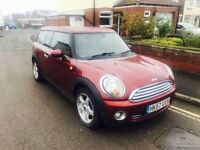 MINI CLUBMAN 1.6 2007 FULL SPEC