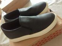 Size 4 Navy Shoes