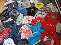 Big Bundle Of Clothes