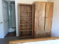 Solid Mango Wood Wardrobes for sale