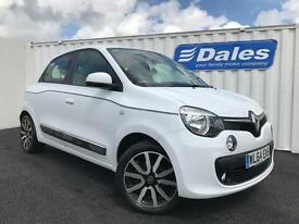 Renault Twingo 1.0 SCE Dynamique 5Dr [start Stop] Hatchback (white) 2015