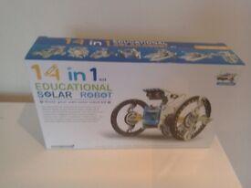 Educational Solar Robot Kit
