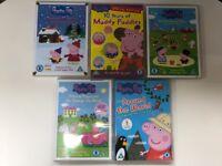 Pre-school DVD bundles