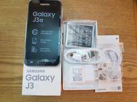 NEW Samsung Galaxy J36 2016 BLACK (8GB) Unlocked Dual Sim PHONE