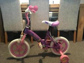 "12"" girls fairy bike"