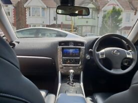 LEXUS IS250 WITH FULL SERVICE HISTORY, IN GREAT CONDITION.