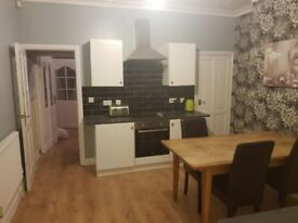 newly renovated 2 bed house coal clough area burnley