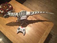 Toy Remote Control Dinosaur