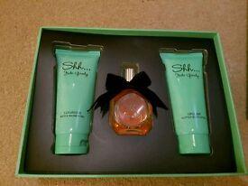 Shh...jade goody gift set