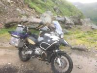 BMW GS 1200 Adventure 2013