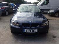 BMW 3 Series 2.0 318i Exclusive Edition 4dr FACE LIFT MODEL & HPI CLEAR LR11XCU