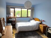 Lovely large fully furnished double room with a view