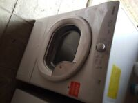 Hoover Infinity Sensor Condenser 9KG Tumble Dryer - barely used, in good condition
