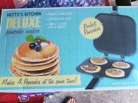 New Perfect Pancake Maker Flip Pan