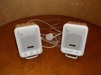 TRUST Dynamic Soundwave 20 watt twin speakers