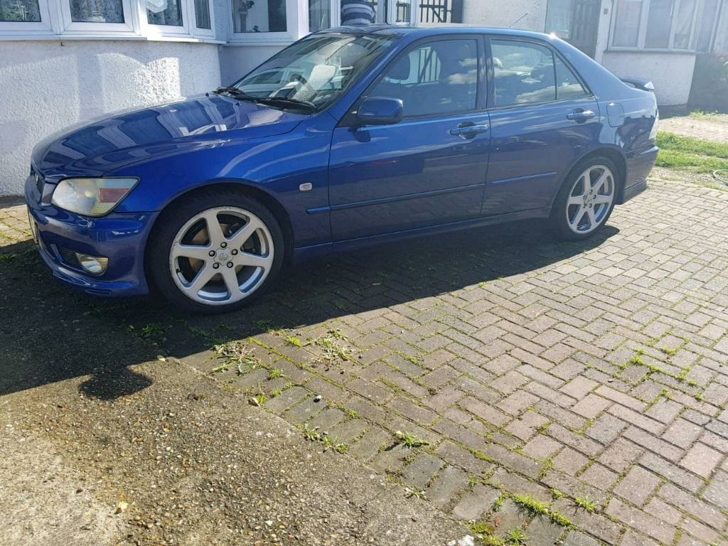 LEXUS IS 200 SE 2.0 2003