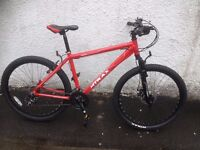 One of Many Great BIkes for UNI, College, Work or Play..Caldera Mtrax, Men's mountain bike.