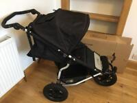 Fantastic Mountain Buggy Urban Jungle Pram in great condition