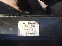 ford mondeo mk 3 2000-2007 boot liner