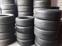Part worn tyres/unit 12 ford view estate rm13 8et 07961201205