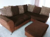 Rare find - great condition, L shaped sofa