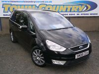 ***2008 Ford Galaxy GHIA TDCI 6G **7 SEATER**ONE OWNER**FULL SH**( alhambra sedona sharan zafira )