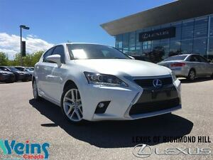 2014 Lexus CT 200h TOURING PKG/1 OWNER!