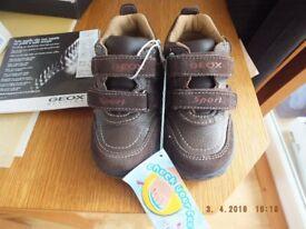Brand New Geox baby shoe size 4.5