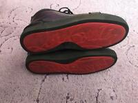 Mens size 9 christain laboutin