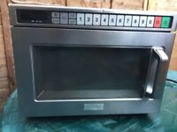 Panasonic NE1856 Commercial microwave oven 1800w