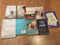 Ladies fiction book bundle (1)