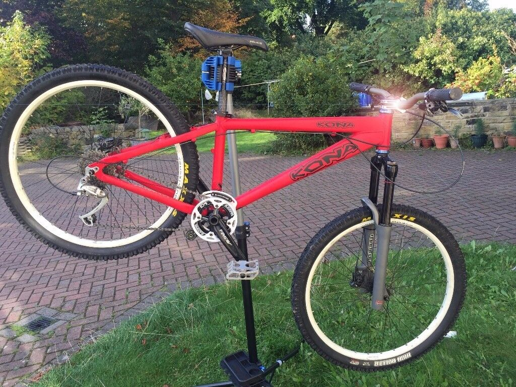Kona Shred Mountain Bike 14 Frame In Moortown West Yorkshire