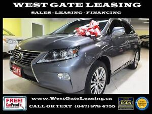 2013 Lexus RX 350 ULTRA PREMIUM | NAVI | HEADS UP |