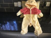 Disney Winnie the Pooh all-in-one brand new3-6months
