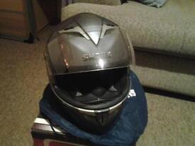 Motorcycle helmet, Shark
