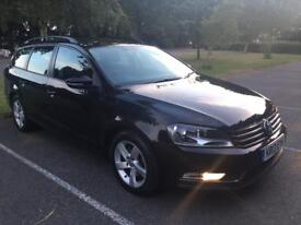 2013 Volkswagen Passat Estate Bluemotion Diesel Full Service History