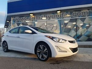 2015 Hyundai Elantra Limited/NAV/LEATHER/SUNROOF
